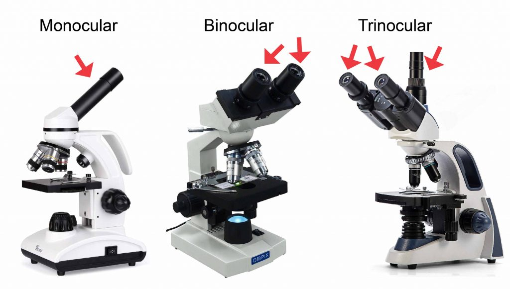 mono_bi_trinocular microscope