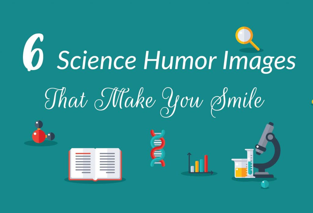 6 science humor images