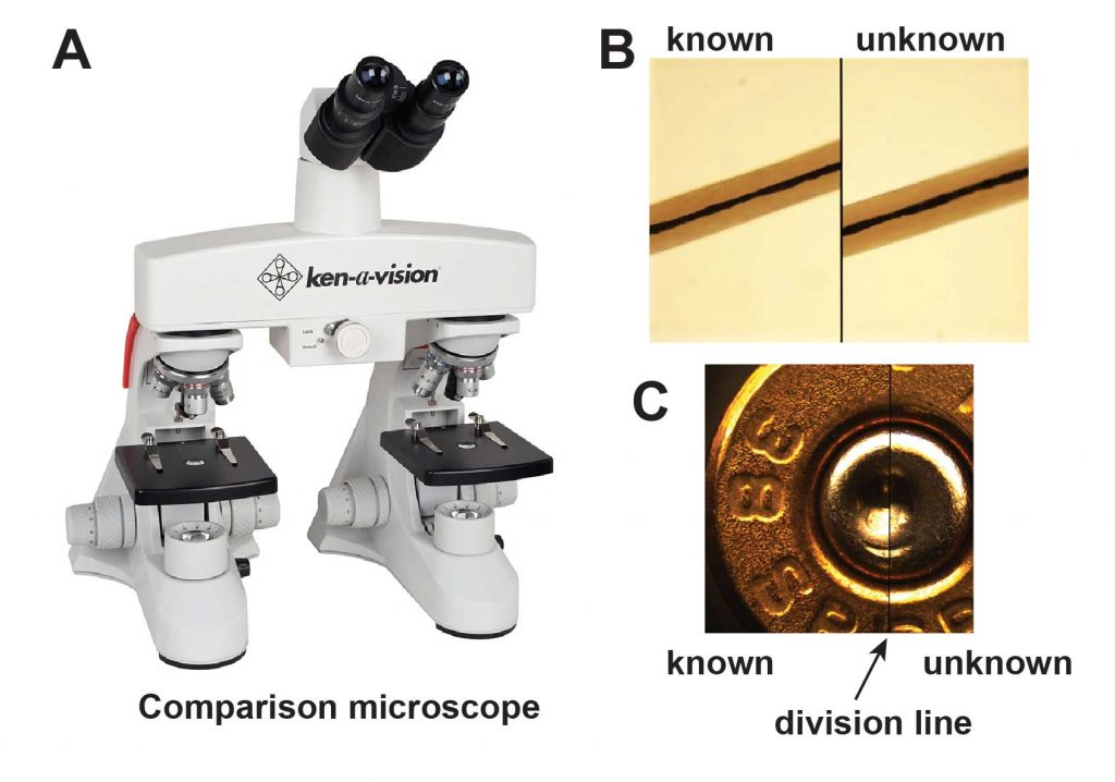 Comparison-microscope