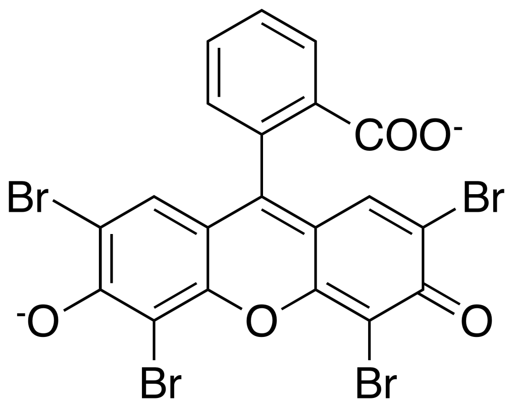 Eosin-Y-chemical-structure