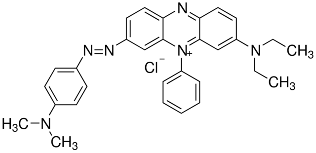 Janus-Green-B-chemical-structure