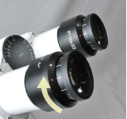 microscope-diopter-adjustment